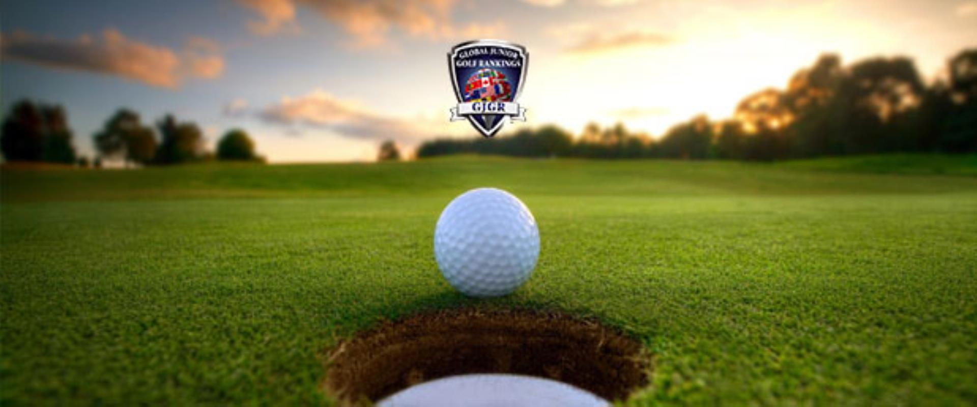 Egyptian JUNIOR TOURNAMENTS UNDER GLOBAL JUNIOR GOLF RANKING